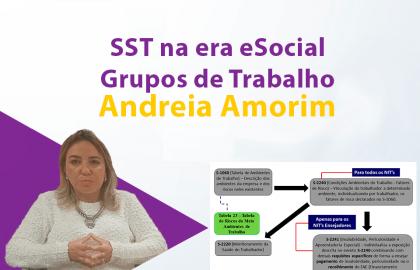 SST na era eSocial – Fluxos de Trabalho