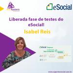 Liberada Fase de Testes do eSocial