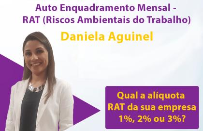 Você realiza seu Auto Enquadramento Mensal do RAT?