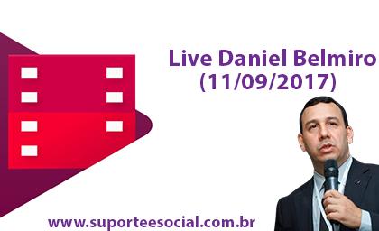 Live Daniel Belmiro (11/09/2017)